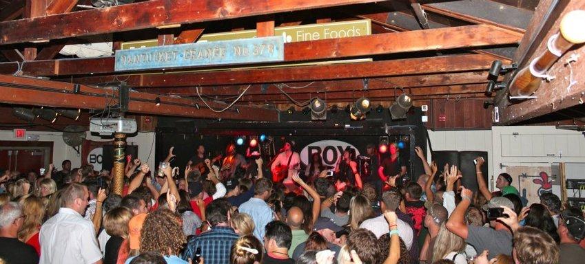 The Chicken Box nightclub, pre-COVID-19.