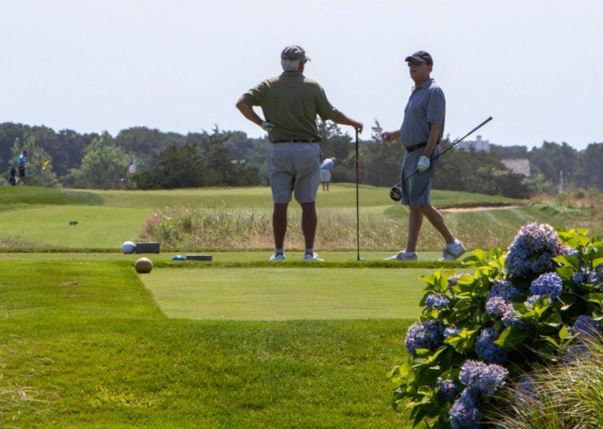 Miacomet Golf Course.