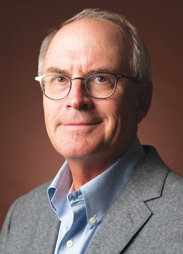 """Island author Nathaniel Philbrick's latest book, """"Travels with George,"""" came out last month, and is expected to debut at number 12 onThe New YorkTimes bestseller list this month."""