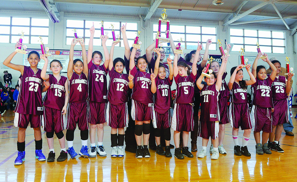CYO Basketball Champions Are Crowned - Catholic New York