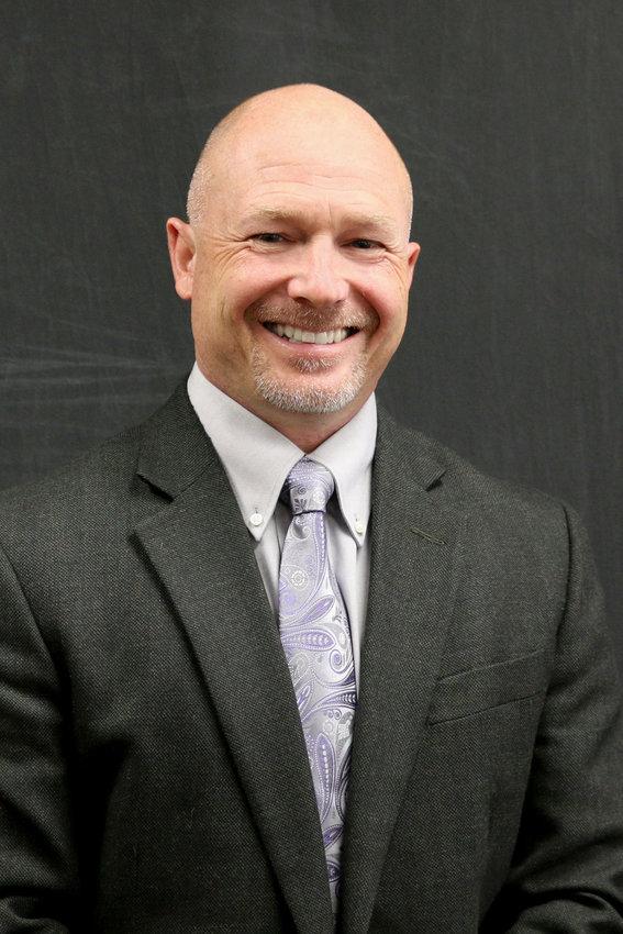 Ozark School District Superintendent Chris Bauman.