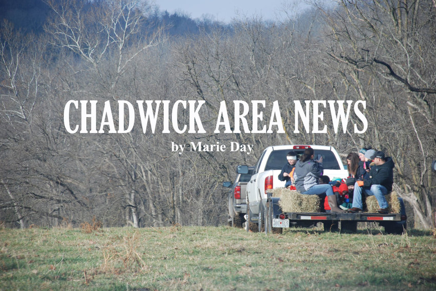 COVER: Marie Day, Chadwick area news