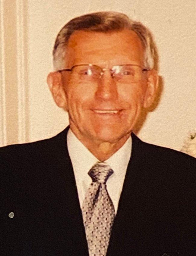 "Joseph Glenn ""Joe"" Stine, Sept. 19, 1929-Aug. 5, 2021"