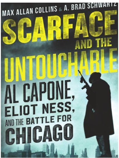 East Lansing native, 'Dick Tracy' writer pen book on Capone