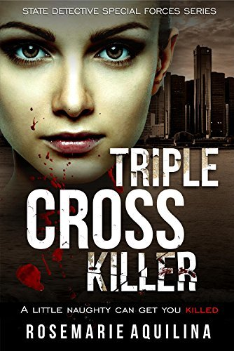 Judge Rosemarie Aquilina returns to true crime with 'Triple Cross