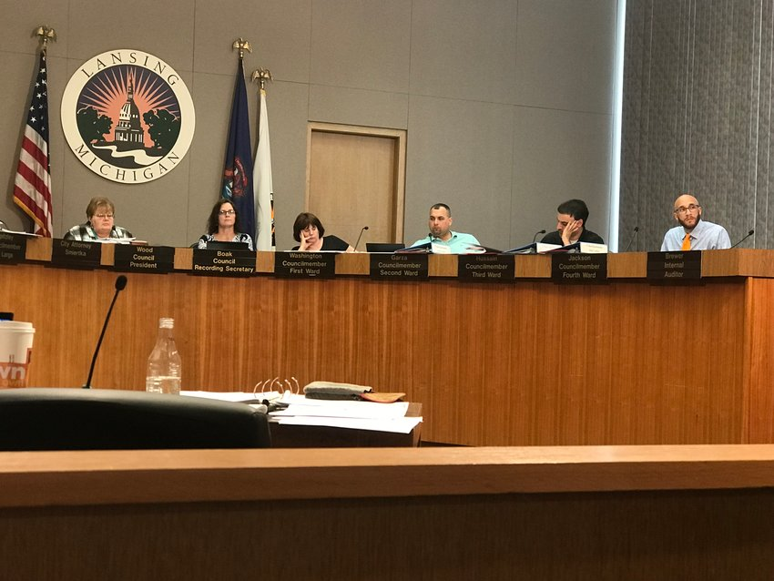 Lansing City Council, by 7-1 vote, approved a development agreement and a tax-increment financing package for a project at the former Red Cedar Golf Course on Monday evening.