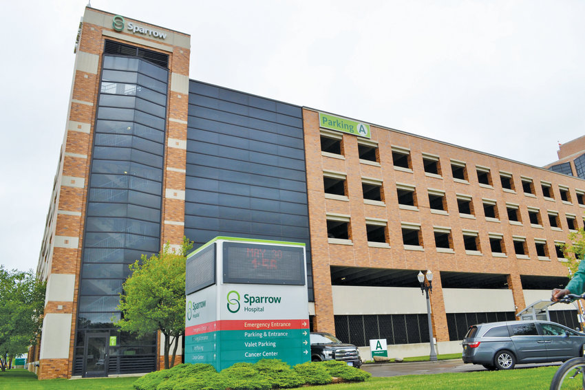 Sparrow Hospital has received negative reviews from The Joint Commission, a leading accreditation agency, which issued a temporary denial.