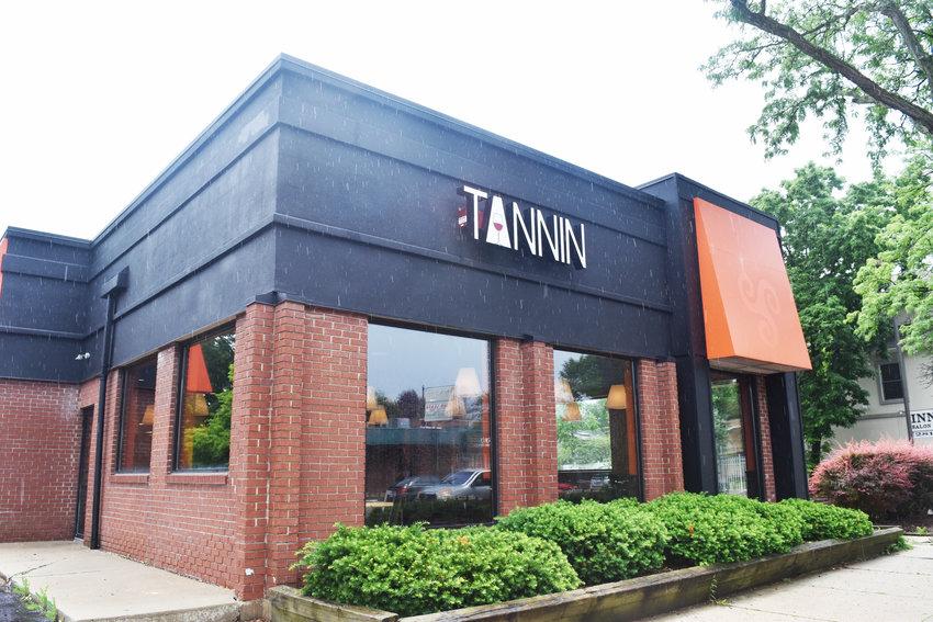Tannin opened in a former Tabooli drive-thru building on Lansing's Eastside.