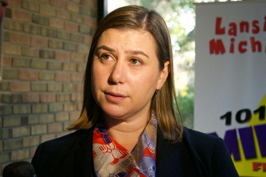 U.S. Rep. Elissa Slotkin.