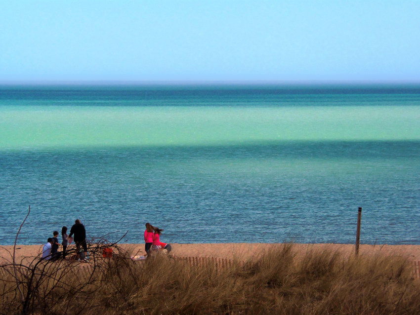 Exposure to the Great Lakes can benefit your mental health.