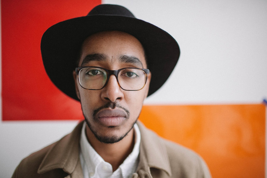 Oddisee performs Saturday at The Avenue Café. The event, Culture Clash, is the closing event for the Below the Stacks Festival.