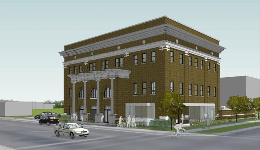 The historic Bethlehem Temple Building at 502 E. Cesar Chavez Ave. has $9 million in planned renovations in store for it.