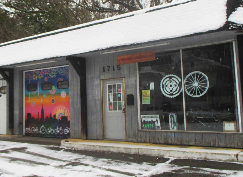 The Lansing Bike Co-Op is holding a fundraiser Tuesday at Ozone's Brewhouse in Old Town to help supply children with bicycles.