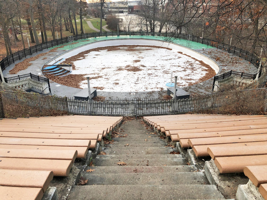 Moores Park Pool needs $1.2 million in repairs, according to city officials.