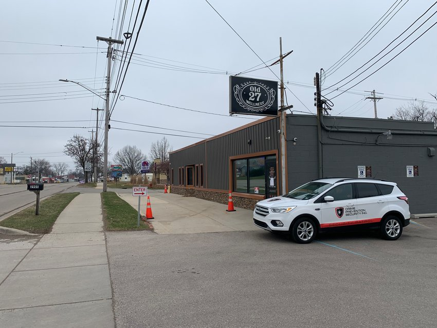 Old 27 Wellness is open for retail and medical marijuana sales at 2905 N. East St.