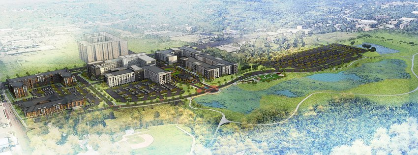 Developers dropped $13 million of student housing and parking at the Red Cedar project in the hope of winning state approval for a tax break.