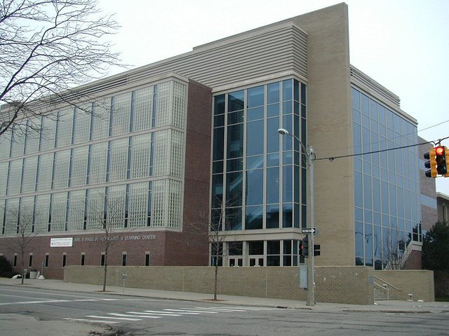 WLNZ-FM, the radio station at Lansing Community College, is housed in the Abel B. Sykes Technology Learning Center, in downtown Lansing.