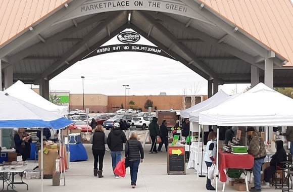 Meridian Township Farmer's Market.