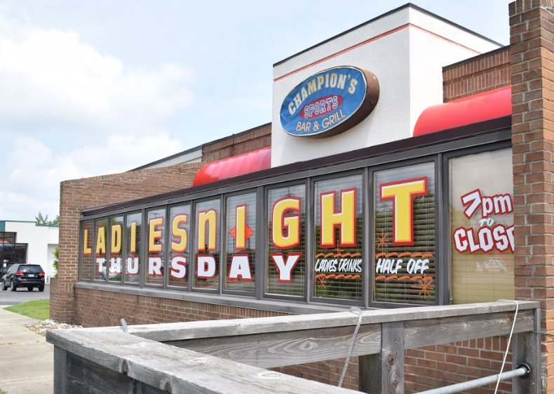 Champion's Sports Bar & Grill announced its permanent closure today.