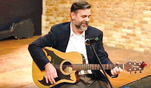 """Wally Pleasant emerged on the local scene in the early 1990s and released his latest LP, """"Happy Hour,"""" in 2018."""