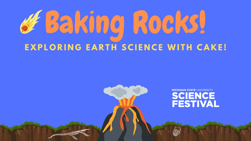 There is an online cooking class Saturday as part of MSU's Science Festival.