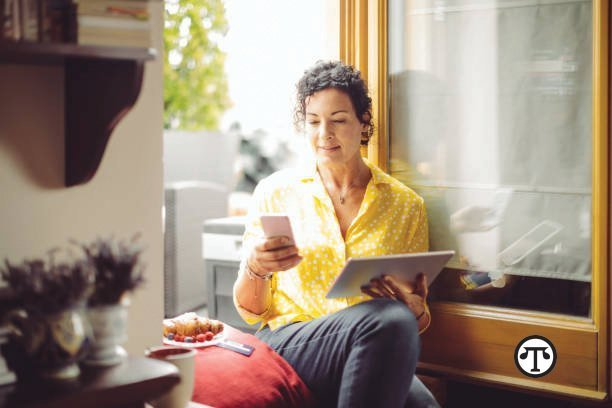 You can control your Social Security account from the comfort of home.