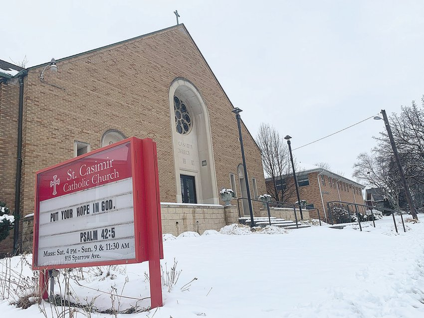 Child and Family Services wants to buy the old St. Casimir Catholic Church, on Sparrow Avenue, to use as a counseling center, but the Catholic Diocese of Lansing is seeking discriminatory restrictions on its use.