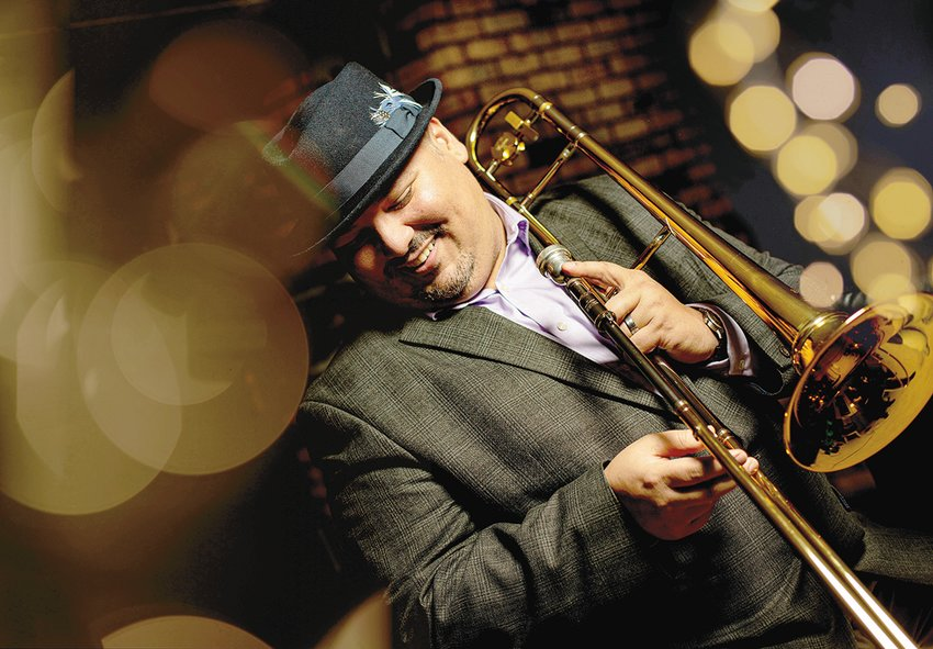 "Trombonist Michael Dease's new album, ""Give It All You Got,"" is steeped in the blues and energized by a colorful cast of supporting players."