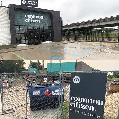 Hazel Park's Common Citizen storefront