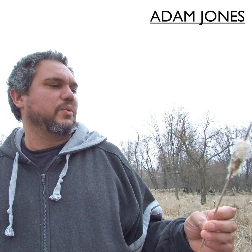 Last month, Cut and Run Records issued the dynamic recorded output of Adam Jones (Jan. 19, 1976 – Feb. 18, 2021) on CD and digitally.   The compilation includes 15 tracks, and bonus 16th track. (Courtesy images).