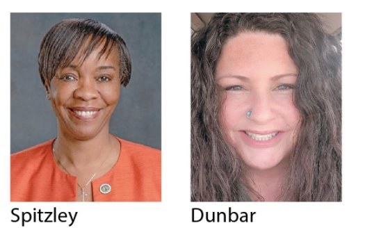 Councilwomen Patricia Spitzley and Kathie Dunbar are running against Lansing Mayor Andy Schor.