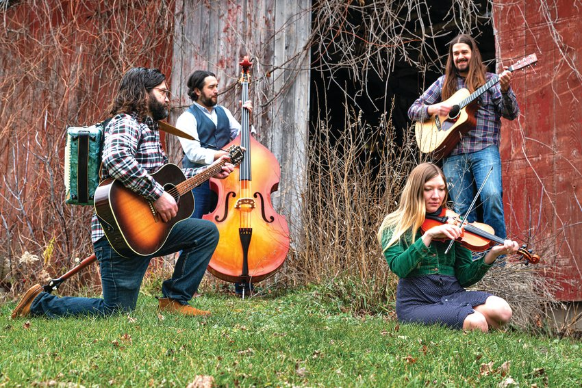 Wild Honey Collective formed in the summer of 2020 and released its debut LP earlier this year.