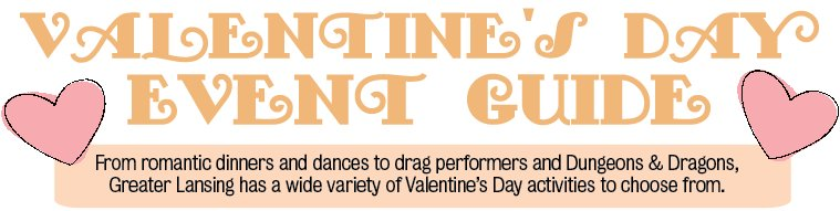 Valentine S Day Event Guide City Pulse