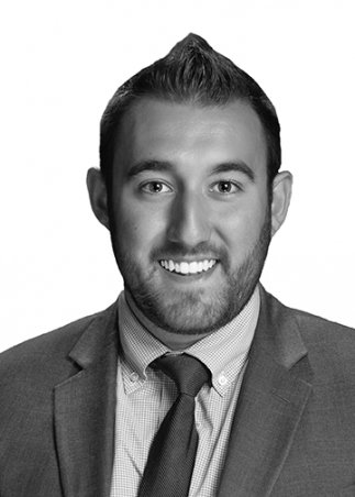 Brennan Andrews, marketing director