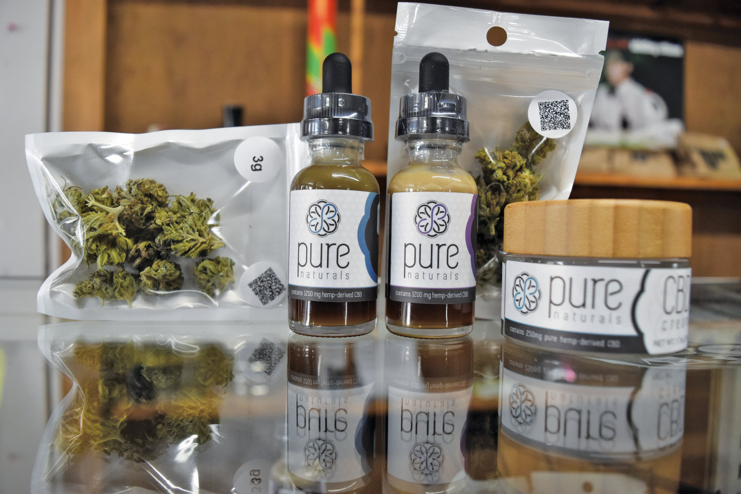 Trepidation and hope with CBD oil craze in Lansing   City Pulse