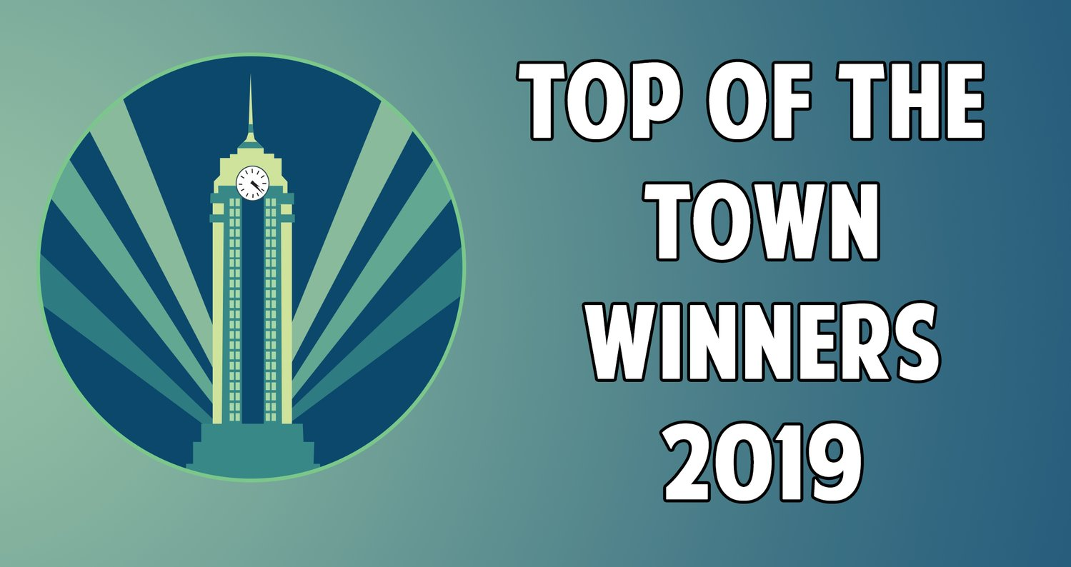 Lansing City Pulse Top of the Town 2019 Winners | City Pulse