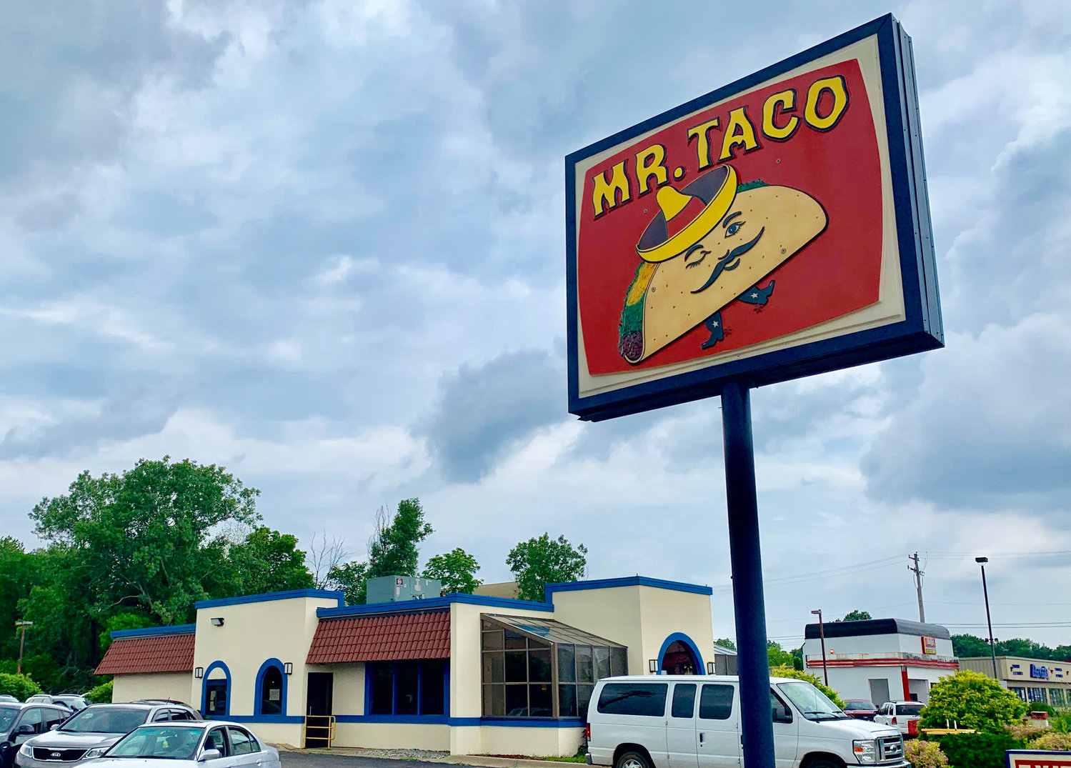 Mr. Taco in Lansing.