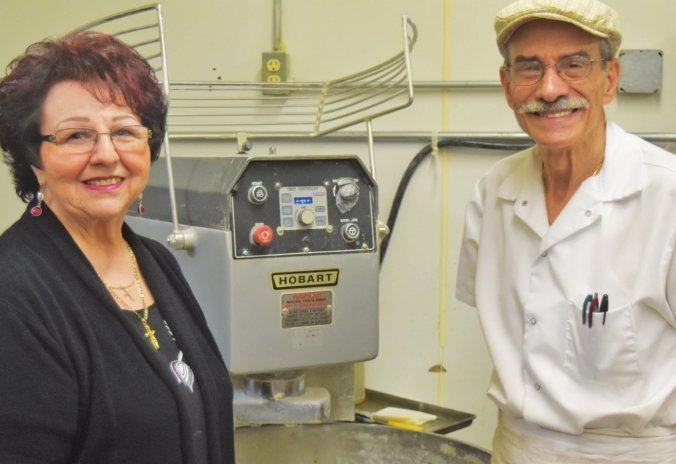 Owners of Roma Bakery, Filomena and Sostine Castriciano opened the bakery in 1969, reaching the 50-year mark in March.