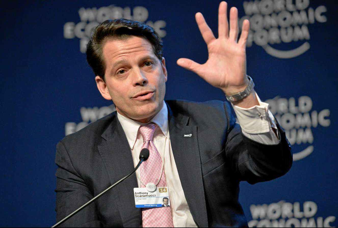 City Pulse On the Air Oct. 20: Anthony Scaramucci, Zombie Walk and Samskee.