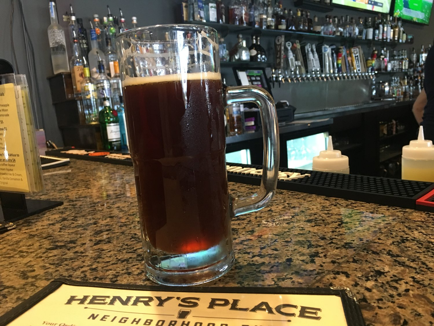 Henry's Place is one of the first bars in Greater Lansing to ban the sale of Founders beer in response to the brewery's poor handling of a racial discrimination lawsuit.