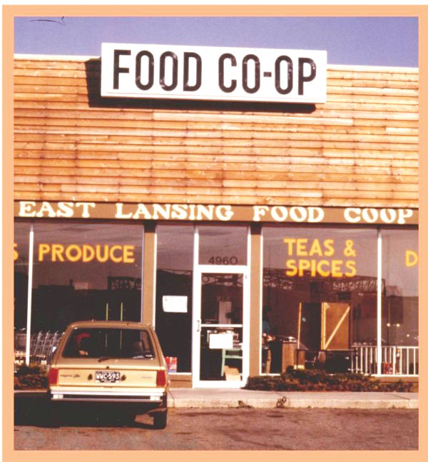 The East Lansing Food Co-op in better days at its home on Northwind Drive, which was closed in 2017.