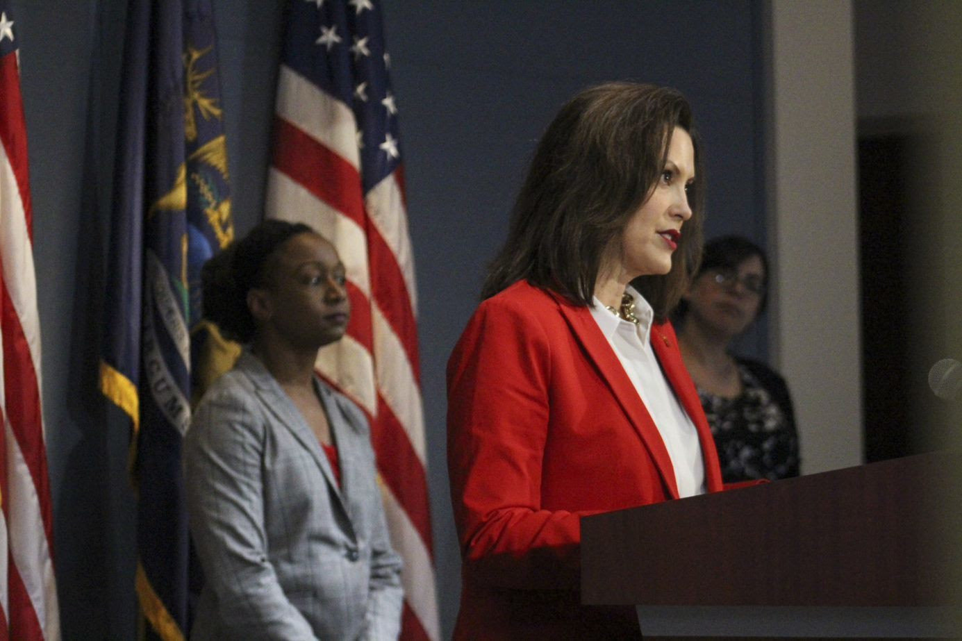 Republicans Target Whitmer S Authority Ahead Of Lockdown Extension City Pulse
