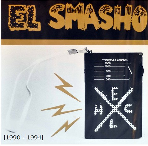 "El Smasho ""Red Devil"" — 1990s"