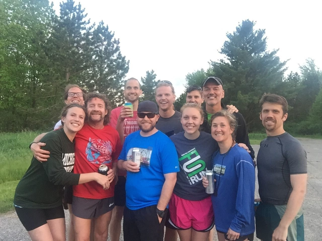 Join Lansing S First Socially Distanced Running Group City Pulse