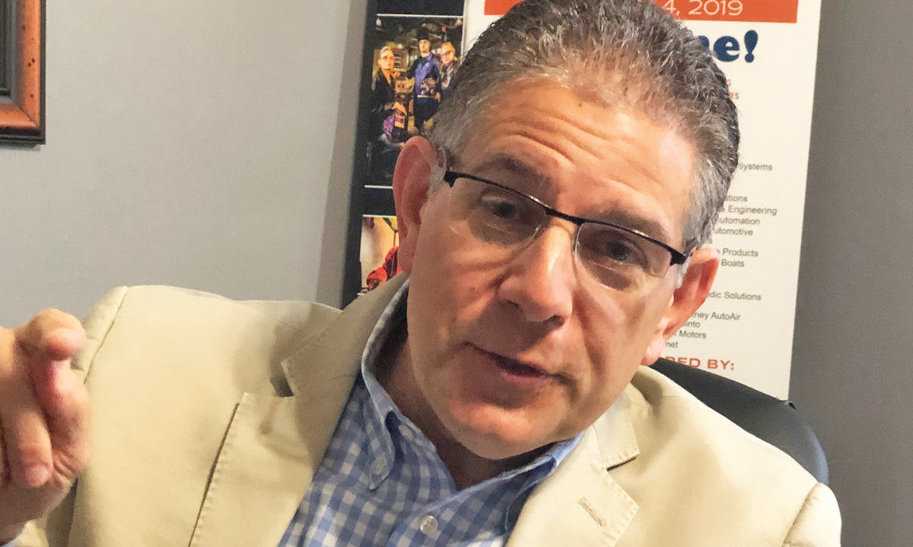 Former Lansing Mayor Virg Bernero