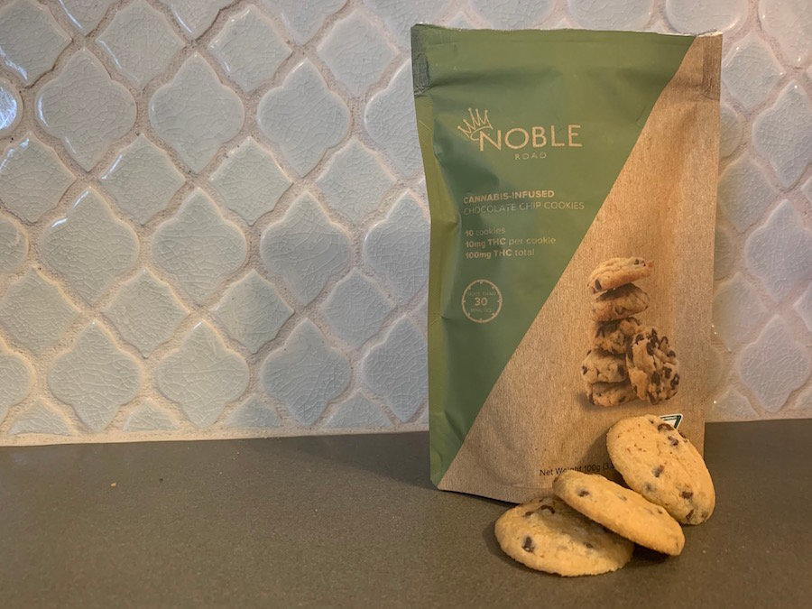 Noble Road — Chocolate Chip Cookies