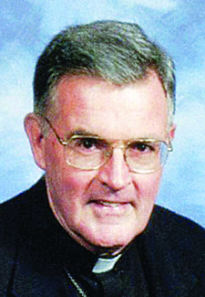 Auxiliary Bishop Gerald T. Walsh
