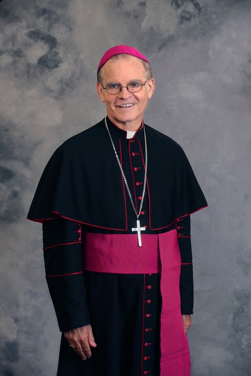 "Bishop-designate Peter J. Byrne ""God Is Faithful"""