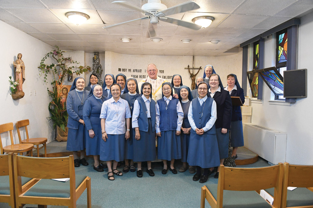 Sister Disciples Of The Divine Master Staten Island