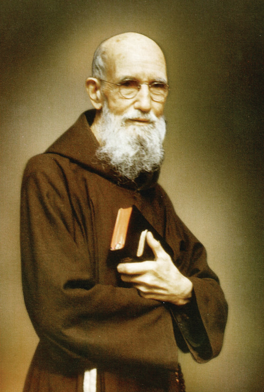 Venerable Father Solanus Casey, O.F.M. Cap.